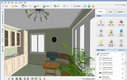 software for interior design